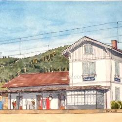 Stammheim Bahnhof