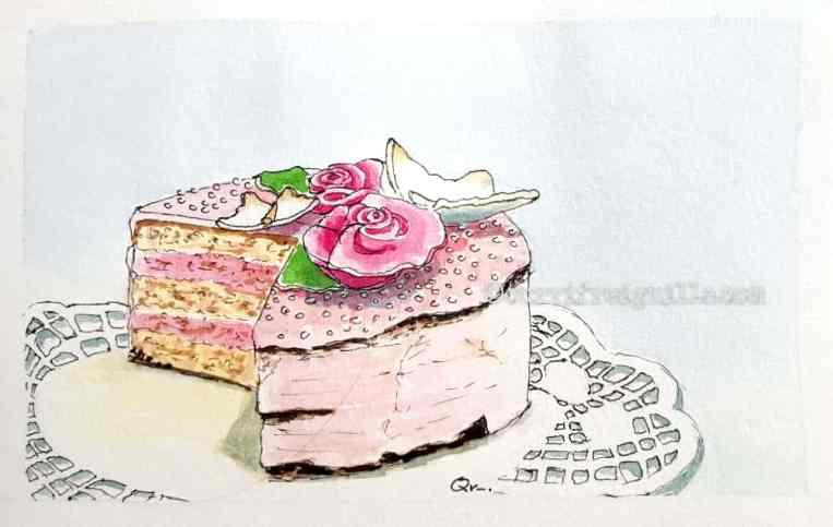 Tarta de Helena Wirth